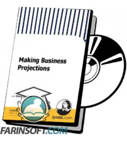آموزش Lynda Making Business Projections