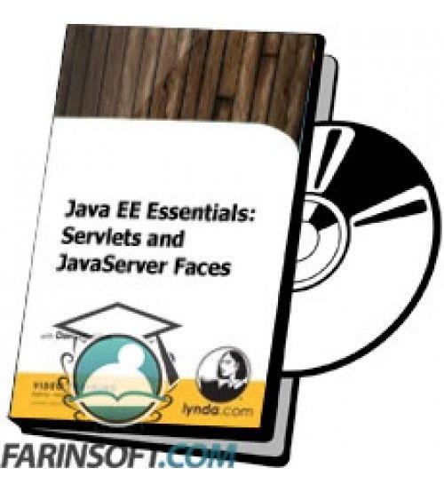 آموزش Lynda Java EE Essentials: Servlets and JavaServer Faces