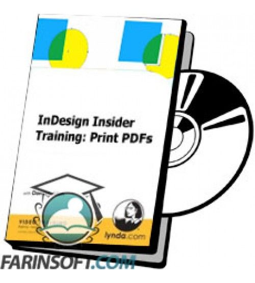 آموزش Lynda InDesign Insider Training: Print PDFs
