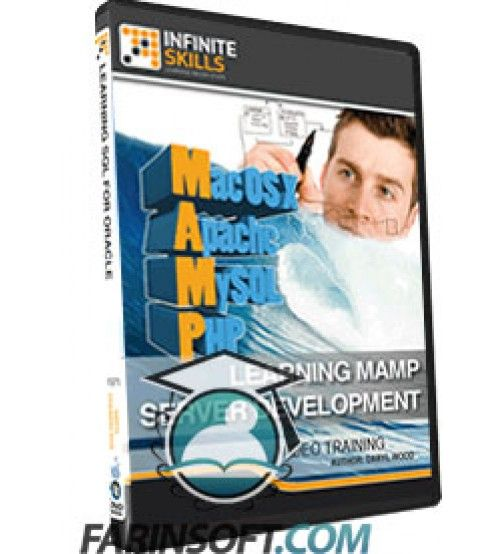 آموزش InfiniteSkills Learning MAMP Server Development
