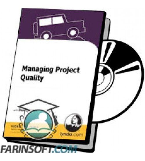 آموزش Lynda Managing Project Quality