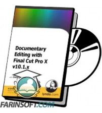 آموزش Lynda Documentary Editing with Final Cut Pro X v10.1.x