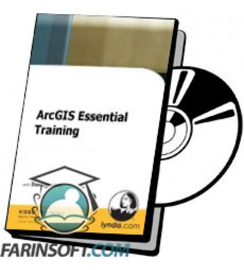 آموزش Lynda ArcGIS Essential Training