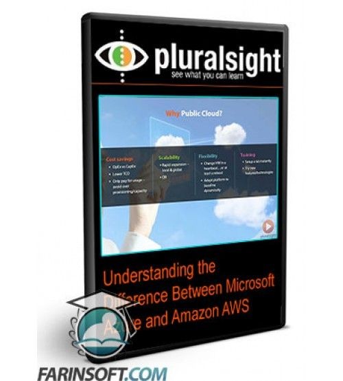 آموزش PluralSight Understanding the Difference Between Microsoft Azure and Amazon AWS