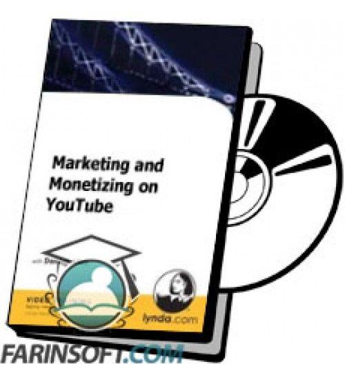 آموزش Lynda Marketing and Monetizing on YouTube