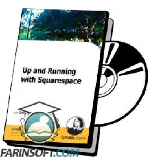 آموزش Lynda Up and Running with Squarespace