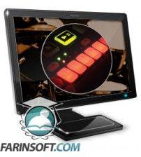 آموزش Groove3 Designing Electronic Drums