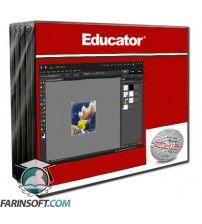 آموزش Educator Photoshop Designs to Code