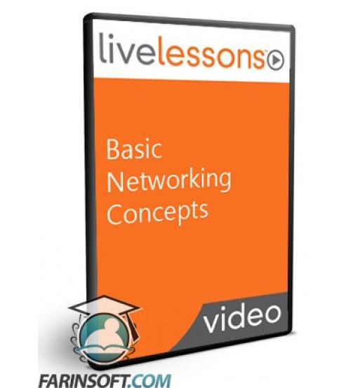 آموزش LiveLessons Basic Networking Concepts