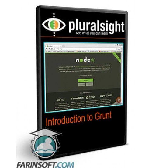 آموزش PluralSight Introduction to Grunt