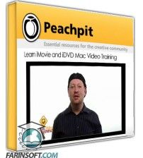 آموزش PeachPit Learn iMovie and iDVD Mac Video Training