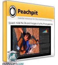 آموزش PeachPit Exposed - Inside the Life and Images of a Pro Photographer
