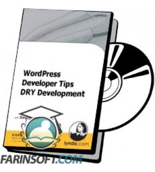 آموزش Lynda WordPress Developer Tips DRY Development