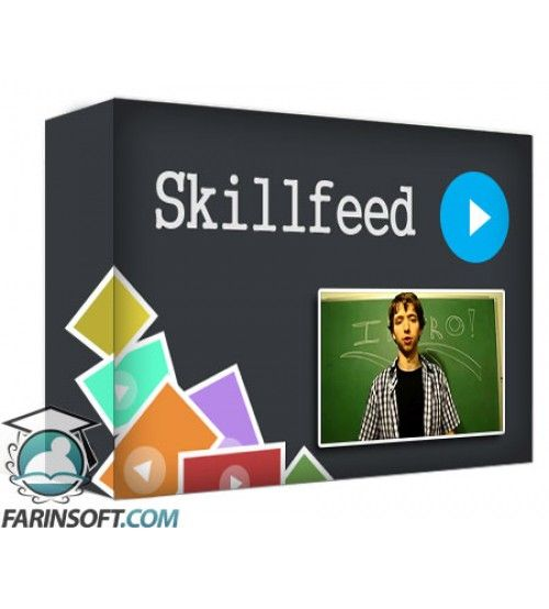 آموزش SkillFeed Database Design