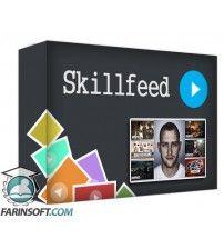 آموزش SkillFeed Photoshop Retouching - Rooftop Freedom