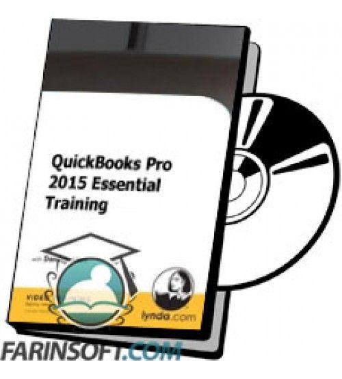آموزش Lynda QuickBooks Pro 2015 Essential Training