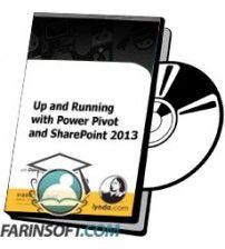 دانلود آموزش Lynda Up and Running with Power Pivot and SharePoint 2013