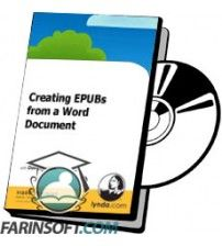 آموزش Lynda Creating EPUBs from a Word Document