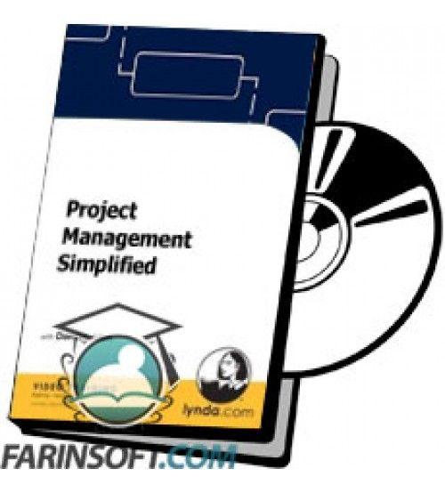 آموزش Lynda Project Management Simplified