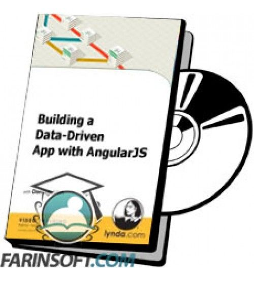 آموزش Lynda Building a Data-Driven App with AngularJS