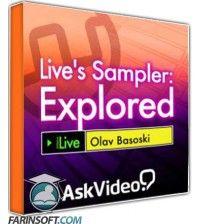 آموزش MacProVideo Live 8 203 Live s Sampler Explored