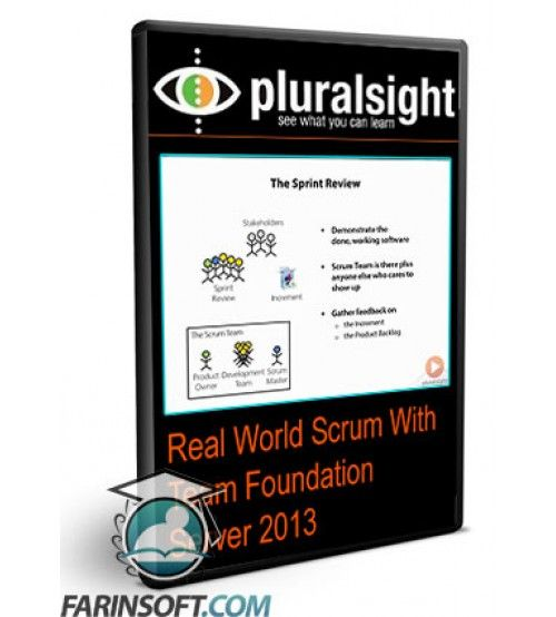 آموزش PluralSight Real World Scrum With Team Foundation Server 2013