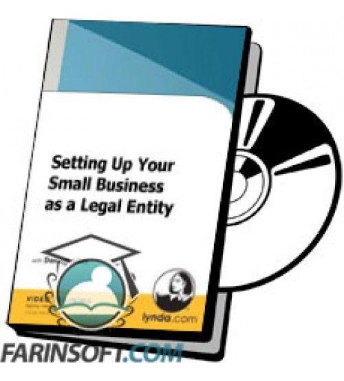 آموزش Lynda Setting Up Your Small Business as a Legal Entity