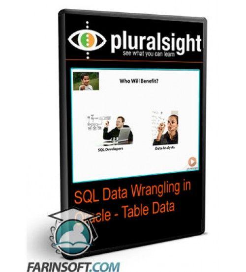 آموزش PluralSight SQL Data Wrangling in Oracle - Table Data