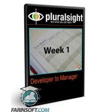 دانلود آموزش PluralSight Developer to Manager
