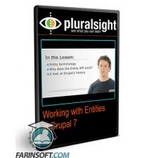 آموزش PluralSight Working with Entities in Drupal 7