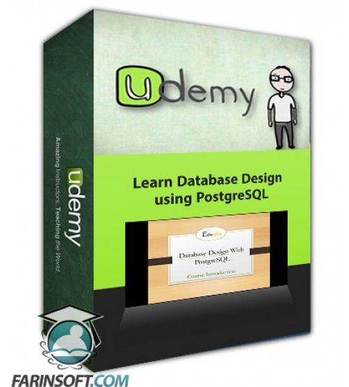 آموزش Udemy Learn Database Design using PostgreSQL