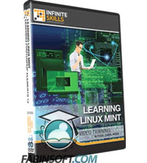 آموزش InfiniteSkills Learning Linux Mint