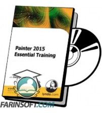 دانلود آموزش Lynda Painter 2015 Essential Training