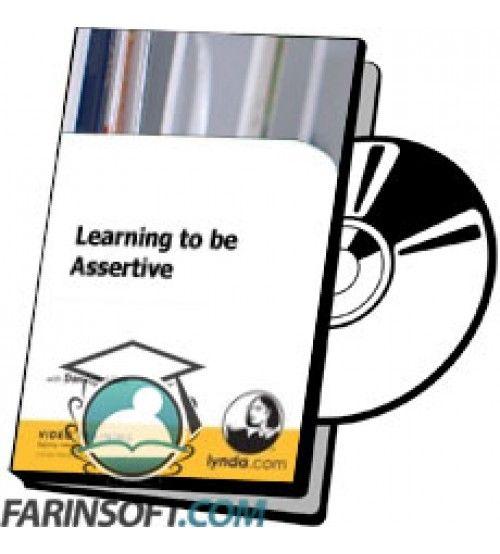 آموزش Lynda Learning to be Assertive