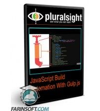 دانلود آموزش PluralSight JavaScript Build Automation With Gulp.js