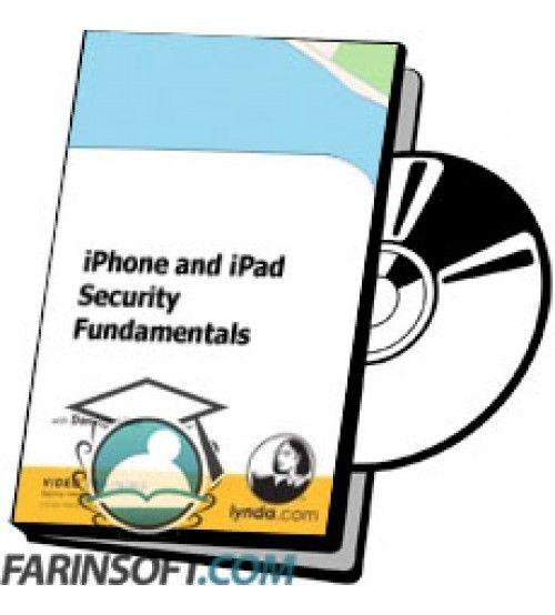 آموزش Lynda iPhone and iPad Security Fundamentals