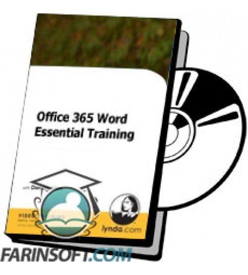 آموزش Lynda Office 365 Word Essential Training