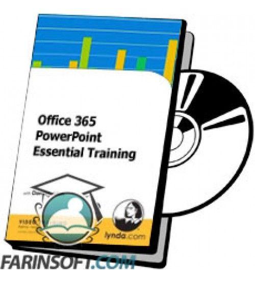آموزش Lynda Office 365 PowerPoint Essential Training