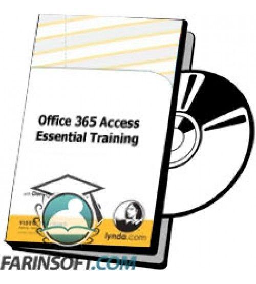 آموزش Lynda Office 365 Access Essential Training