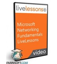 دانلود آموزش LiveLessons Microsoft Networking Fundamentals