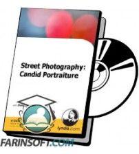 دانلود آموزش Lynda Street Photography: Candid Portraiture