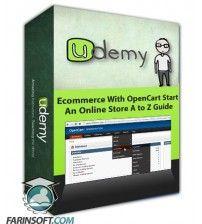 آموزش Udemy Ecommerce With OpenCart Start An Online Store A to Z Guide