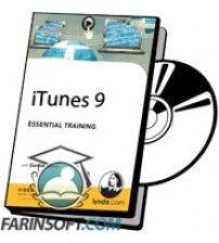 آموزش Lynda iTunes 9 Essential Training