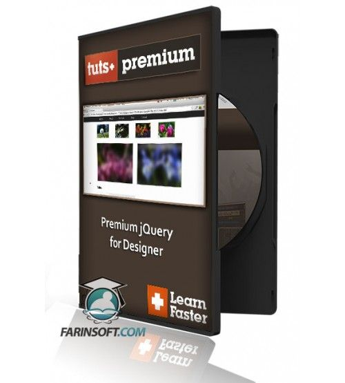آموزش Tuts+ Premium jQuery for Designer