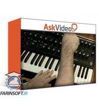 دانلود آموزش AskVideo Moog Sub 37 Master the Synth