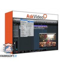 دانلود آموزش AskVideo Cubase 8 209 Advanced Scoring Workshop