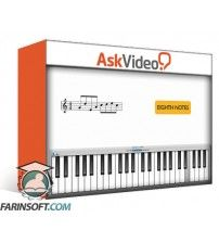 آموزش AskVideo Music Theory 107 Reading Music