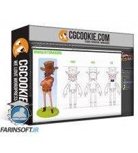 آموزش CG Cookie Wrangler Concept Art Course