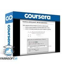 دانلود آموزش Coursera Algorithms Part II by Kevin Wayne and Robert Sedgewick
