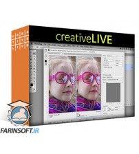 دانلود آموزش CreativeLive How to Create a GIF in Photoshop with Jason Hoppe